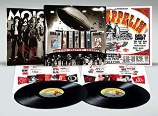 Mojo Vinyl Edition Collector's Jimmy Page Signature Cover plus more