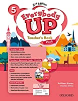 Everybody Up: Level 5: Teacher's Book Pack with DVD, Online Practice and Teacher's Resource Center CD-ROM: Linking your classroom to the wider world