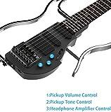 Immagine 2 asmuse chitarra elettrica da viaggio