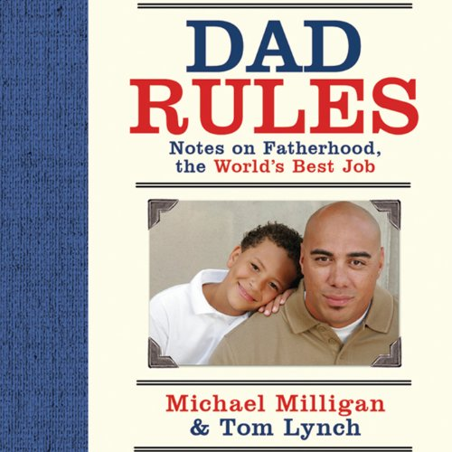 Dad Rules audiobook cover art