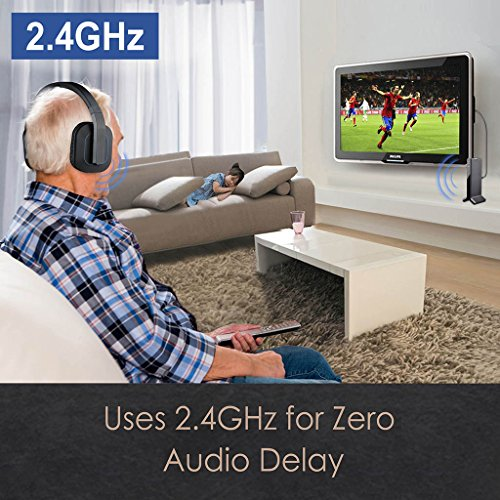 Product Image 2: Avantree HT280 Wireless Headphones