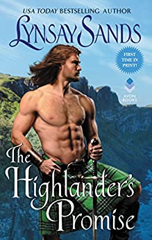 The Highlander's Promise: Highland Brides (Book 6) by [Lynsay Sands]