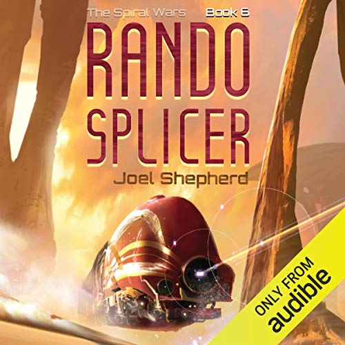 Rando Splicer cover art