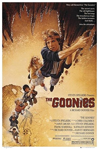 Close Up The Goonies Poster (69cm x 102cm)