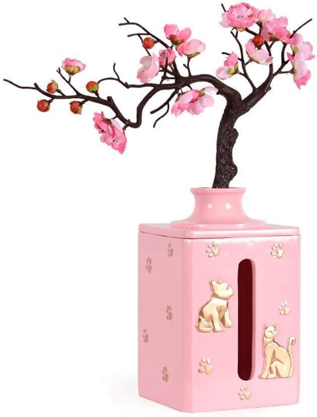 WQERLC New popularity Tissue Holder Cube Limited time cheap sale Dispenser Su Napkin Box