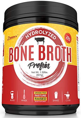 Zammex Hydrolyzed Bone Broth Protein (27 Servings)