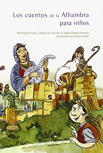 Cuentos de la Alhambra para niños,Los (Vela Narrativa)