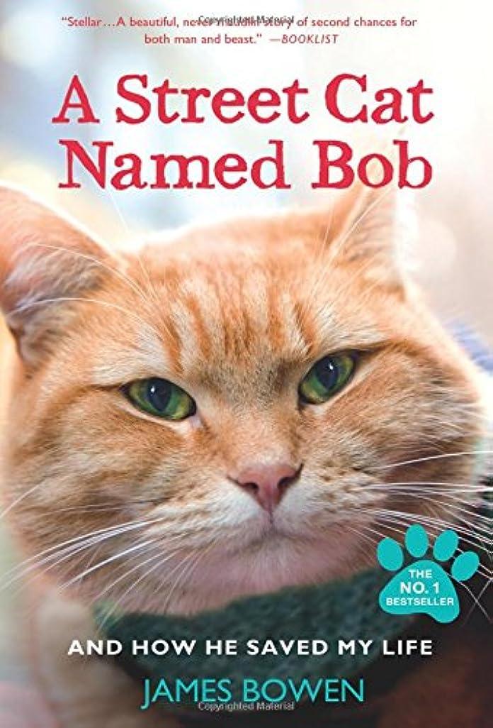 に沿ってコンドーム束ねるA Street Cat Named Bob: And How He Saved My Life