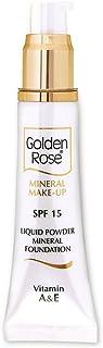 Golden Rose Liquid Powder SPF15 Mineral Foundation No 06