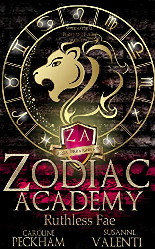 Download Zodiac Academy Ruthless Fae An Academy Bully Romance Supernatural Bullies And Beasts 2 By Caroline Peckham