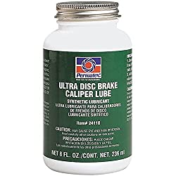 commercial Permatex 24110 Ultra Disc Brake Caliper Lubricant, 8 oz. caliper greases