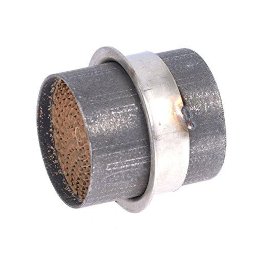 Auspuff-Katalysator LeoVince 60 mm Durchmesser/Einbaumaß