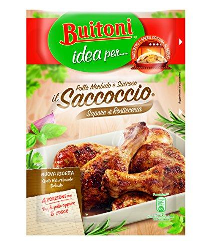 Buitoni Idea per il Saccoccio Sapore di Rosticceria Sacchetto e Spezie per Pollo al Forno - 1 Pezzo