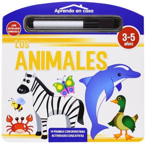 Los Animales. Libro Pizarra