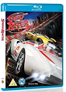 Speed Racer [Blu-ray] [2008] [Region Free] (B001CEE1US) | Amazon price tracker / tracking, Amazon price history charts, Amazon price watches, Amazon price drop alerts