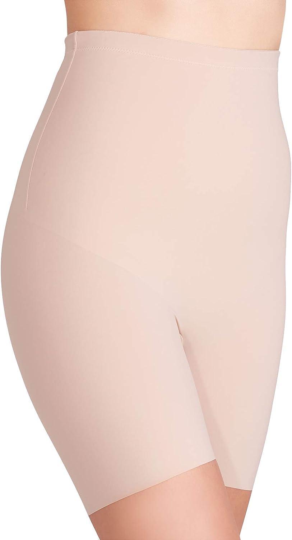 Flexees Women's Maiden Form Sleek Smoother Hi-Waist Shorty