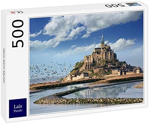 Lais Puzzle Mont Saint Michel 500 Pièces