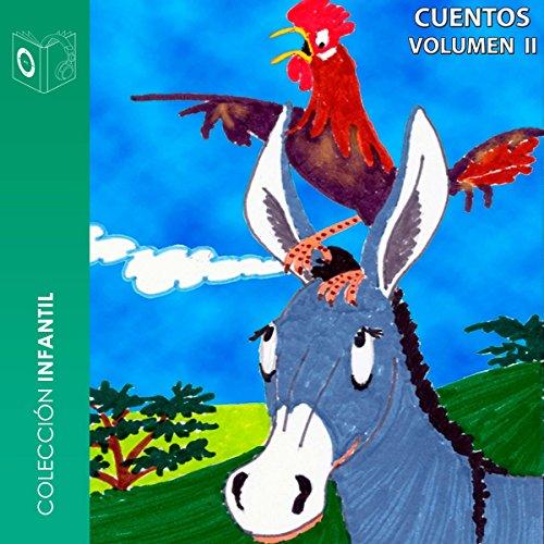 Cuentos, Volumen II [Stories, Volume 2] audiobook cover art