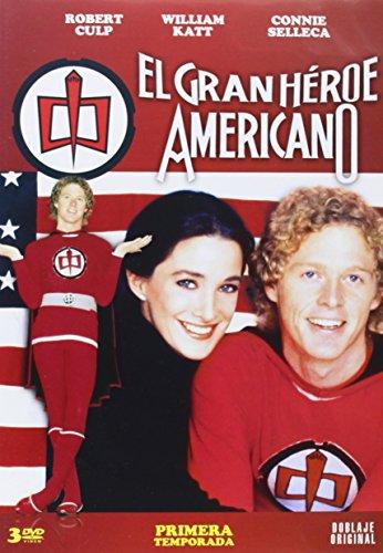 El Gran Héroe Americano Temporada 1 [DVD]