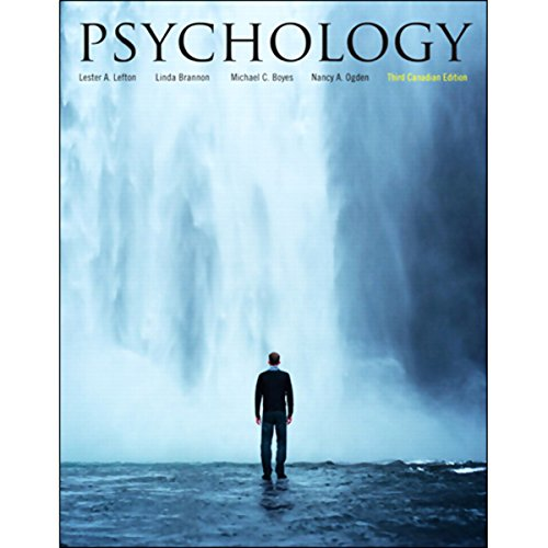 VangoNotes for Psychology, 3/ce audiobook cover art