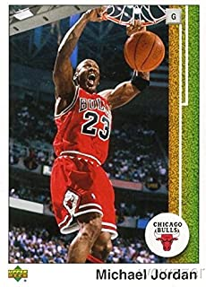 Michael Jordan 2009/10 Upper Deck #99 Michael Jordan Legacy Hall of Fame Set in 1989 UD Design! Rare Card of Legendary Chicago Bulls Hall of Famer! Shipped in Ultra Pro Top Loader to Protect it!