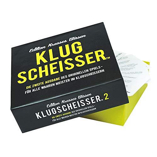 Monsterzeug Kartenspiel Klugscheißer -...