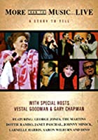 More Than the Music Live [DVD]