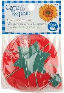Care & Repair Tomato Pincushion W/Emery Sharpener