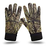Camouflage Camo Hunting Gloves Full...