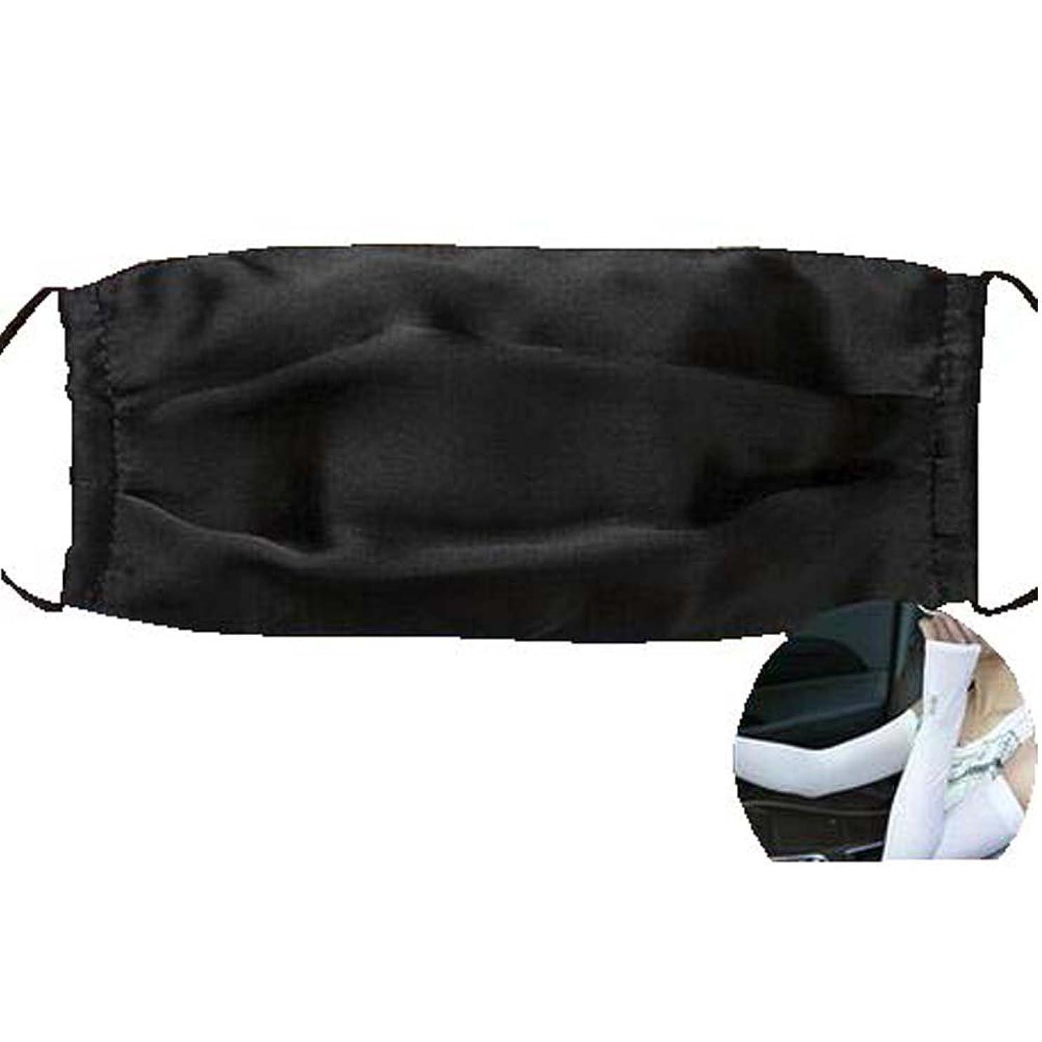 優先おじさん便利ファッションマスクダストマスクアンチ汚染シルクマスクとシルクアームスリーブ