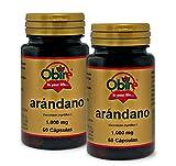 Arándano 1000 mg. 60 capsulas (Pack 2 unid.)