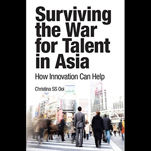 Couverture de Surviving the War for Talent in Asia