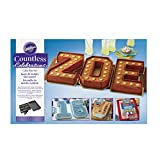Wilton Countless Celebrations Set, 10-Piece Letter and Number...
