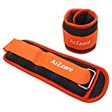 A2ZCARE Ankle Weight/Wrist Weights/Strength Training Ankle Weights with Neoprene Padding for Soft, Comfortable Feel