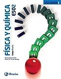 Código Bruño Física y Química 2 ESO - 3 volúmenes - 9788469613146