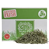Small Pet Select 25-Pound 2Nd Cutting Timothy Hay Pet Food, Green