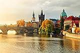 Alternative Imagination Puzzle 1000 Stück Für Erwachsene Prag Karlsbrücke Vltava Lernspiele Brain Challenge Puzzle Für Kinder Kinder Dekorative Gemälde