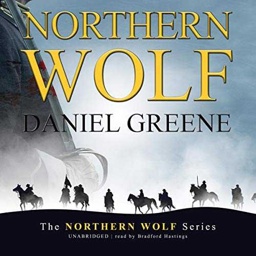 Northern Wolf audiobook cover art