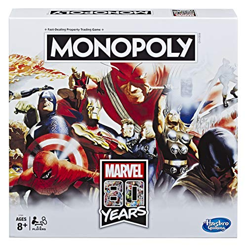 Monopoly Marvel 80th Anniversary Collector Edition
