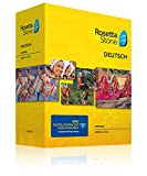 Learn German: Rosetta Stone German - Level 1-3 Set