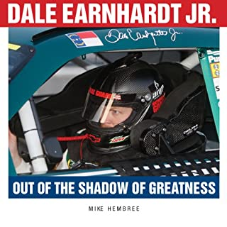 Dale Earnhardt Jr. audiobook cover art
