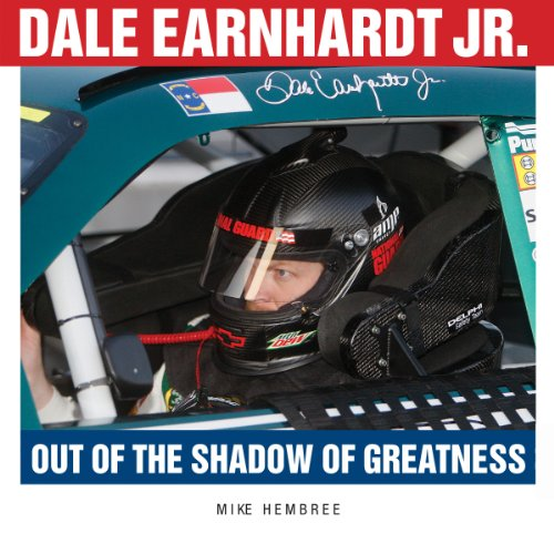 Dale Earnhardt Jr. cover art
