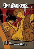 Getbackers 11 (Getbackers (Graphic Novels))