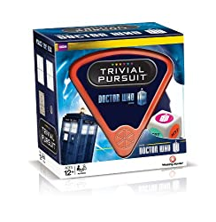 Doctor Who Trivial Persuit