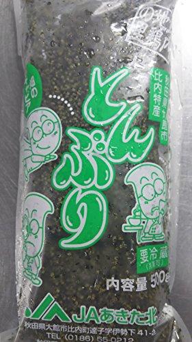 国産 ( 秋田県産 ) とんぶり 袋 500g×10P 畑のキャビア 限定品 業務用