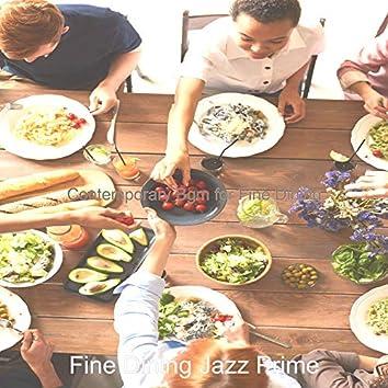 Contemporary Bgm for Fine Dining