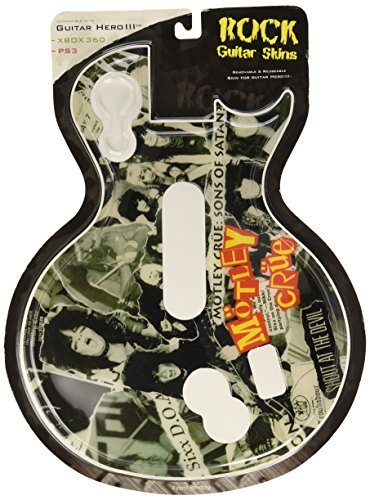 Guitar Hero 3 Controller - Motley Collage - Playstation 3 by Gamer Graffix