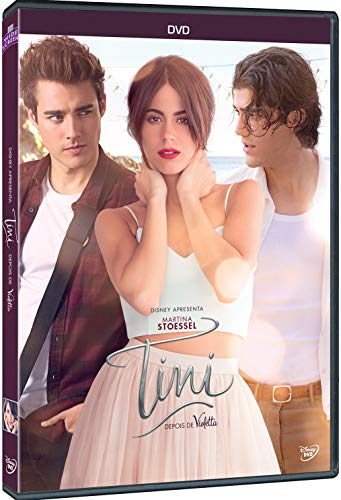 Tini Depois De Violetta [DVD]