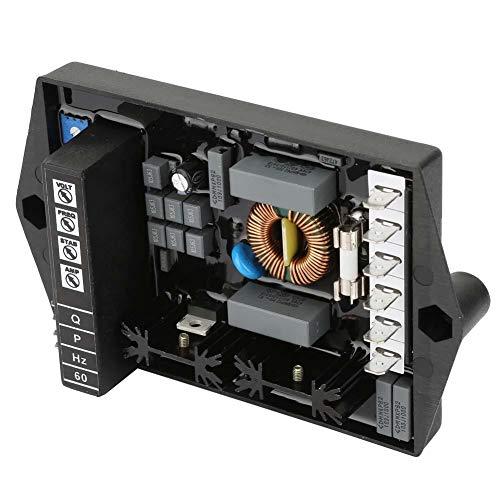 Regulador de tensión automático, M16FA655A DC 30 V regulador de voltaje automático estabilizador eléctrico generador accesorios