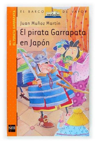 El pirata Garrapata en Japón (El Barco de Vapor Naranja)